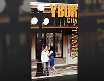 YBOR CITY - POSTER DESIGN