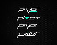 Pivot Cinema   Logo & Branding Concept