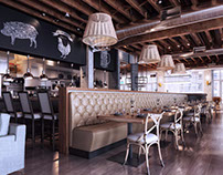 LOFT CAFE DESIGN