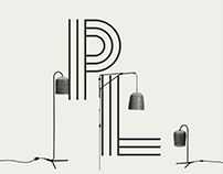 PET Lamp Identity and Website