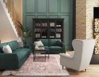 strefa dzienna / living room