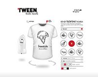 Tween T-Shirt Design