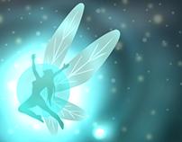 Navi the Fairy - Zelda Fan Art