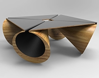 RO coffee table concept.