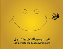 Best Place To Work | Internal Campaign For SEDCO