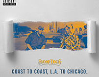 Snoop Dogg Album Project