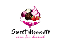 Sweet moments LOGO