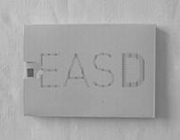 // Proyecto Editorial // Cuadernillos Erasmus EASD
