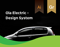 Ola Electric- Design System