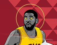 NBA - Various illustrations