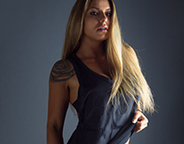 Donna in my Studio | Photography