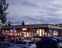 Shopping Center Gorki