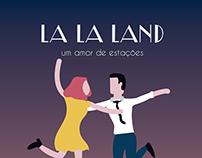 Livreto: La La Land - um amor de estações