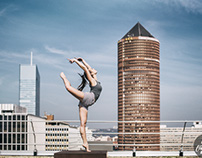 """Métropole du Grand Lyon pour """"Dance in Lyon"""" par Yanis"""