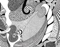 Caetano Veloso Faces | Ilustrações