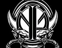Implicit Monogram Coat of Arms