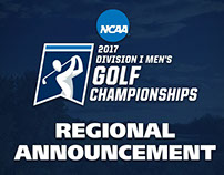 Illinois Men's Golf: NCAA Regional Graphics