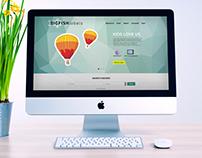 Bigfish Labels - Website and Branding Concept