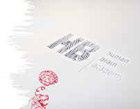 Human Brain Academy Branding