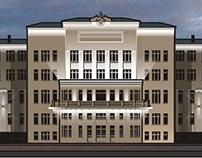 Lighting design for buildings