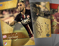 Topps KICK Independence Day cards