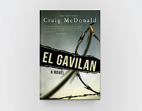 """El Gavilan"" Book Cover Design"
