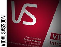 Vidal Sassoon Media Fact Sheet [DeVries Global]