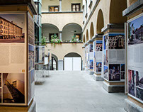 A Monarchy's Architect - overview exhibition