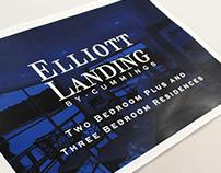 Elliott Landing - Luxury Condominium Branding