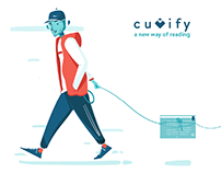 Cuvify | Illustrations & Brand id.