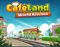 Cafeland - World Kitchen