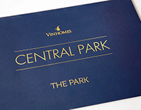 VInhomes Central Park Branding Design