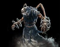 Vampire Wraiths - Soul Reaver redesigned