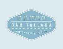 BRANDING: Can Tallada Holidays & Retreats