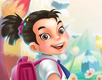 Super SUSU Character
