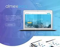 almexecm web app site