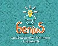 Genius – arculat/identity