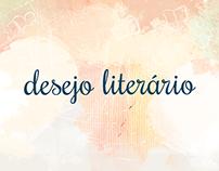 Desejo Literário • blog