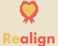 Realign - Logo Design