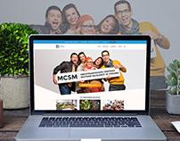 MCSM | Projekt strony internetowej