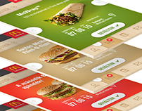 McDonald's Loyalty App & Dashboard