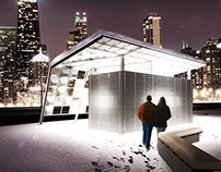Chicago Biennial Kiosk Competition Entry