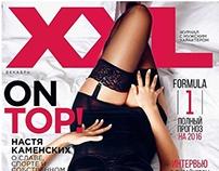 Anastasia Kameskih for XXL UA