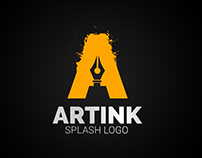 A INK STYLO PLUME LOGO