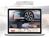 Pininfarina Concept Store