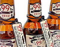 99 Deck- Craft Beer Packaging