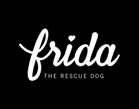 Frida The Rescue Dog