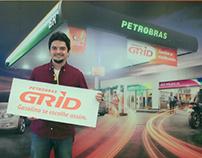 Gasolina Petrobras Grid