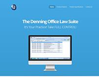 Denning Law Associates Website