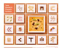 Tasty Mandarin Phonetic Symbols